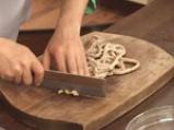 Чорба с леворда и агнешки чревца 2