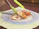 Пилешко филе с прошуто и каперси 6