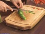 Салата от домати, краставици и риба тон 2