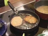 Домашен шницел с гъбен сос 3