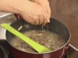 Домашен шницел с гъбен сос 7