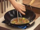 Телешко с оризови нудълс в тай сос 9