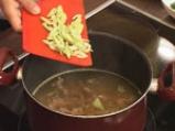 Китайска супа от свинско и лапад 5