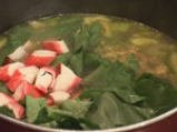 Китайска супа от свинско и лапад 6