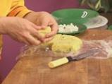 Картофени крокети със сирене 5