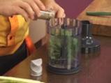 Билкови рулца от тиквички 3