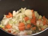 Супа от леща с макарони 2