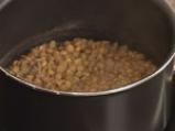 Омлет със спанак, леща и бекон 3