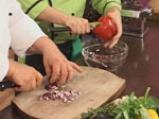 Строца прети със зеленчуци 3