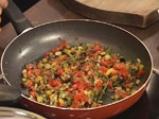 Строца прети със зеленчуци 5