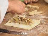 Картофен щрудел с месо 5