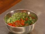 Пикантни картофи с доматена салца 3