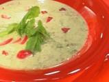 Супа от репички с рукула