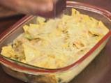 Редено пилешко с тортиля чипс 10