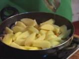 Задушени картофи с гъби 4