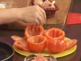 Пълнени домати с кайма и ориз 6