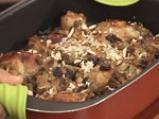 Пилешки бутчета със зелени маслини и фурми 10