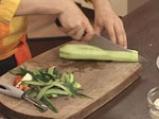 Зеленчуково плато с къри дип 3