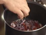 Риба със сос от чушка и домат 2