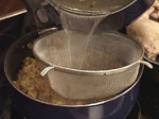 Пиле с ориз и дробчета 4