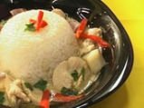 Тайландско пилешко къри