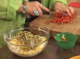 Френска салата  с ориз и риба тон 4