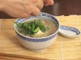 Сладко-кисела супа с гъби и тофу 9