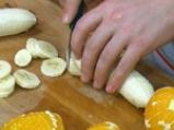 Цитрусова салата с джинджифилов мус 5