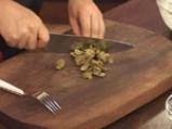 Хлебен кекс с шунка и маслини 4