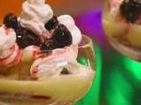 Черешово-бадемов трюфел