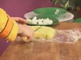 Картофени крокети със сирене 4