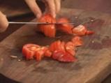 Ориз с наденица и домати 4