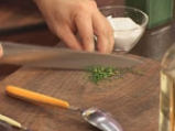 Гаспачо с диня и сирене 6