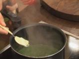 Торнедо от сьомга със сметаново-лучен сос и бекон 5