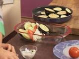 Зеленчукова запеканка със сирене 2