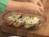 Зеленчукова запеканка със сирене 6