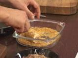 Пилешко роле с пилешки дроб, пастет от пилешки дроб, чипс от пиле и олио от мащерка 8