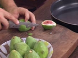 Карамелизирани смокини с лимоново мляко 2