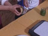 Сформатино - тимбал от тиквичка с песто от рукула 5