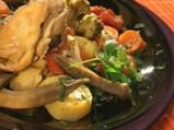 Здравословен пилешки гювеч