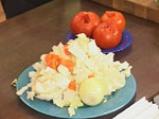 Здравословен пилешки гювеч 3