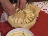 Торта с ябълки 5