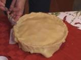 Торта с ябълки 6