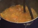 Зеленчукова супа с тиква 6