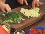 Огретен с тофу и зеленчуци 2