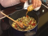 Огретен с тофу и зеленчуци 5