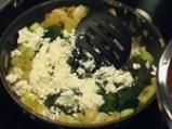 Картофен пай със спанак 2