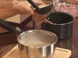 Карамелен крем с круши и нар 8