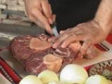 Телешки джолан в гърне по павликенски