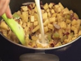 Еквадорска супа с картофи